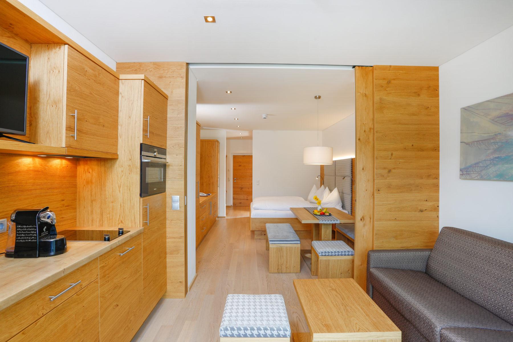Hotel Alpina - pokój rodzinny Cristal