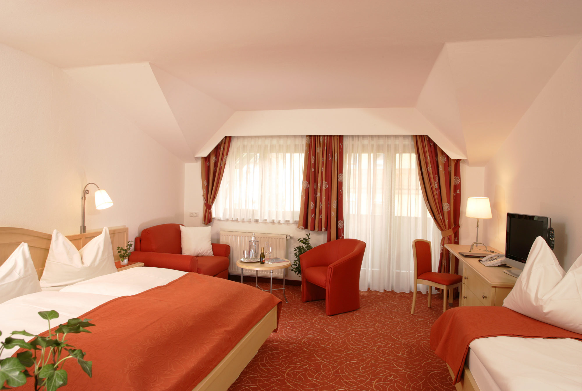 Wagrain Hotel Alpina pokój rodzinny