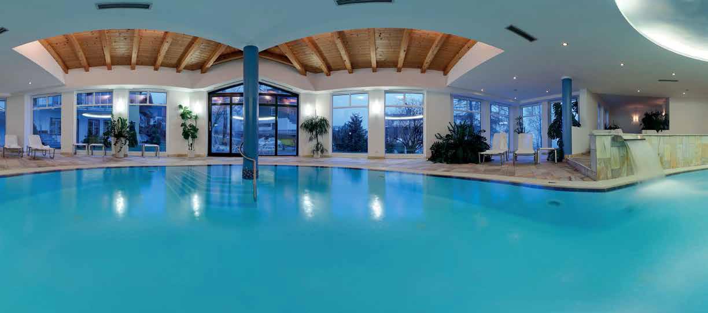 Wagrain Hotel Alpina - basen rodzinny