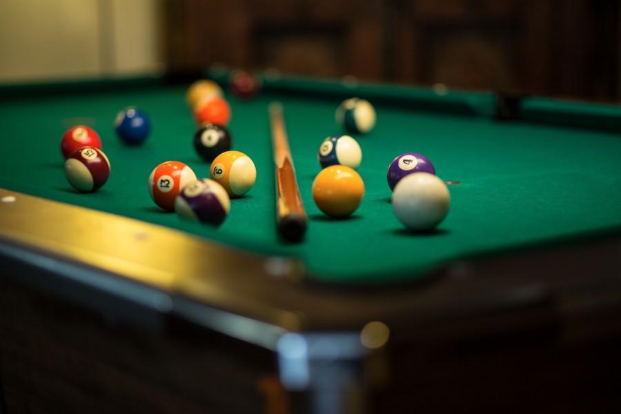 Hotel Sporthotel Royer - stół bilardowy