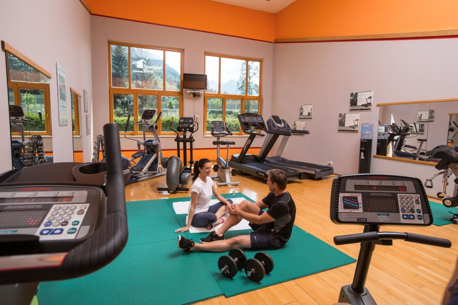 Hotel Sporthotel Royer - zajęcia fitness