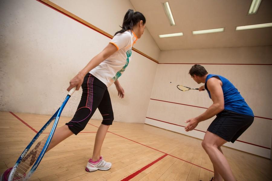 Schladming Sporthotel Royer - squash