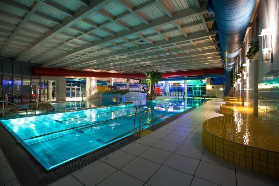 Schladming Sporthotel Royer basen