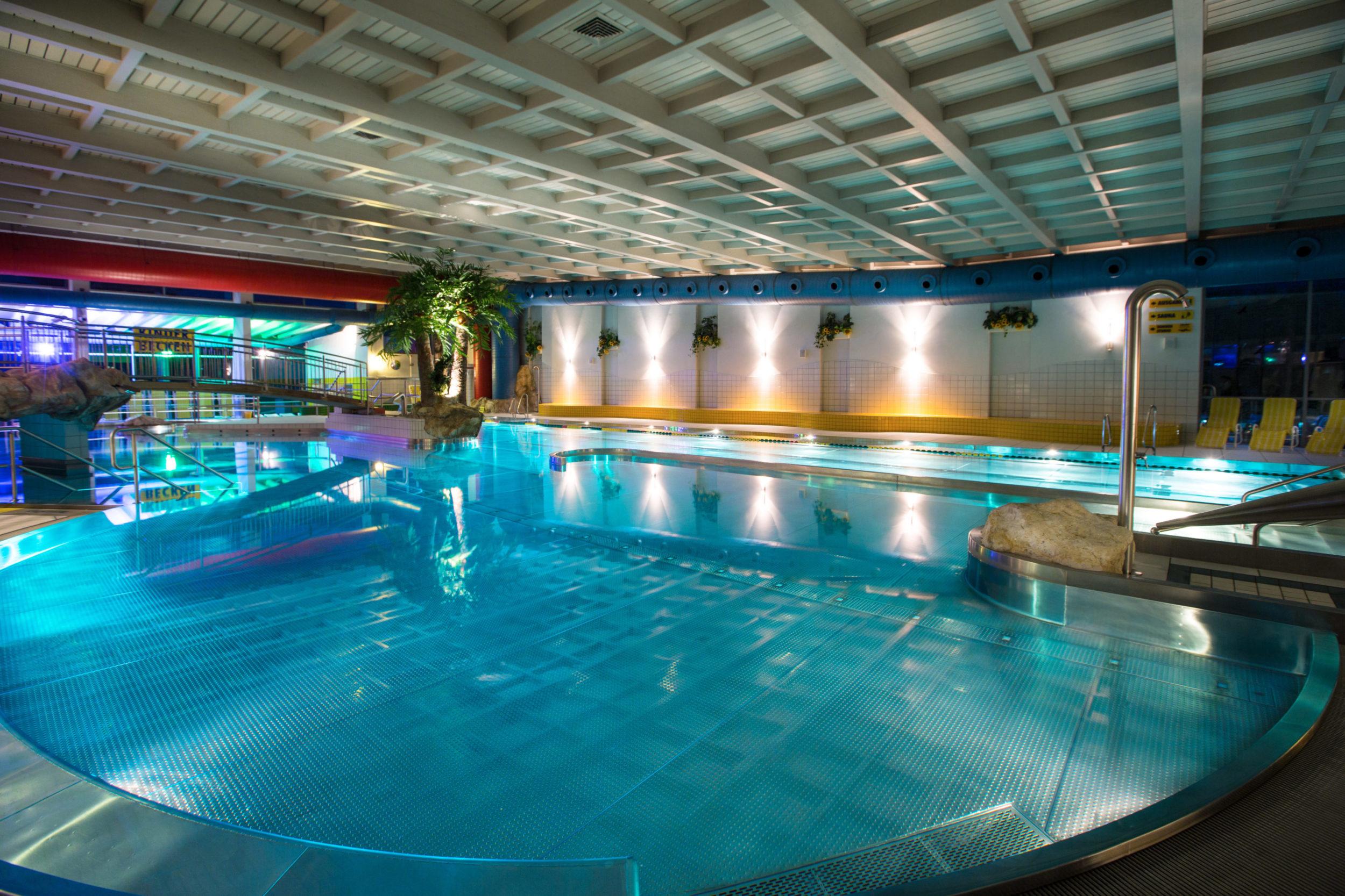Hotel Sporthotel Royer basen