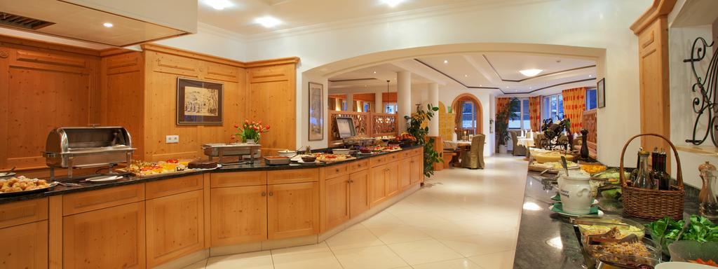 Hotel Alpina - restauracja