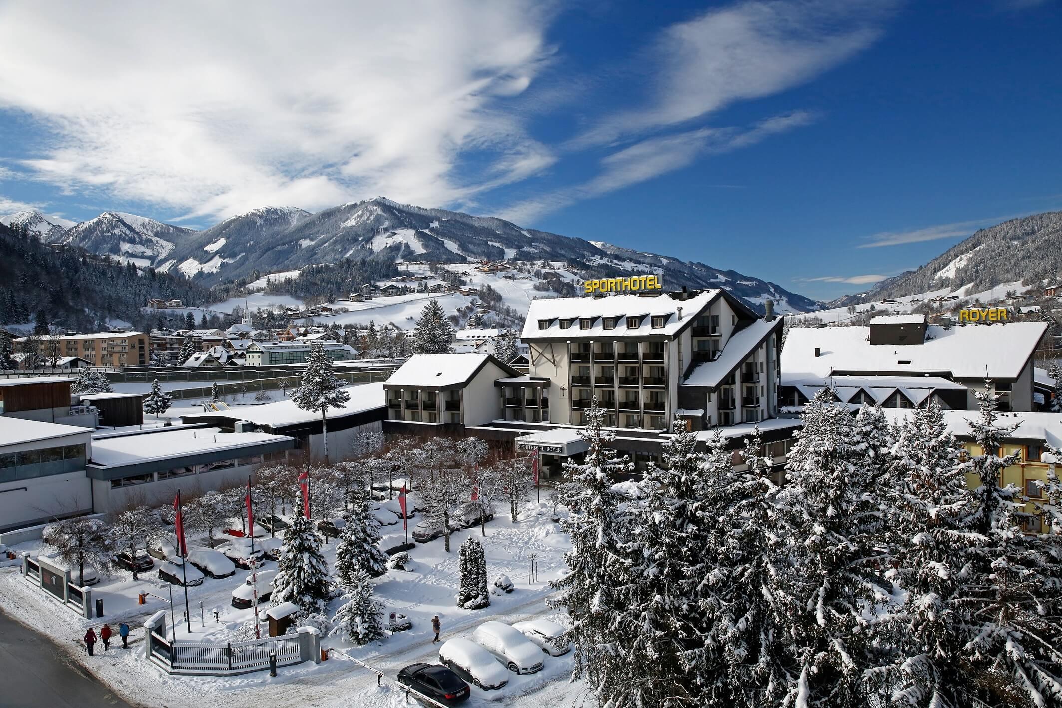 Rodzinne wyjazdy w Alpy z PortaSki Schladming