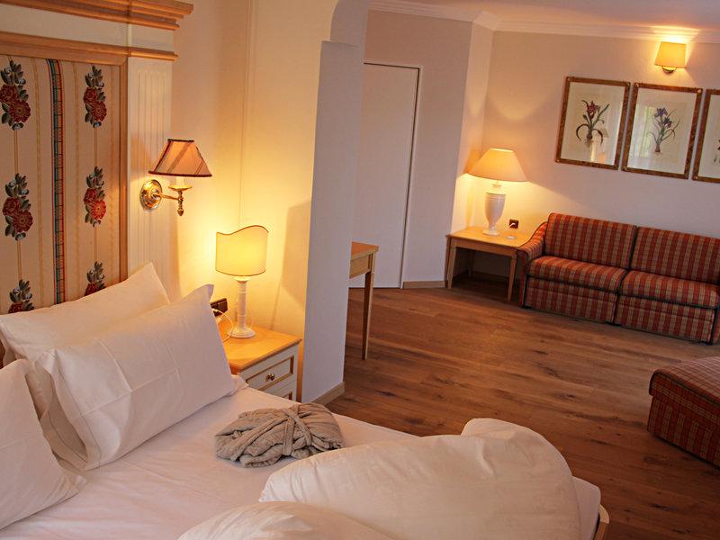 Hotel Emmy - pokój rodzinny