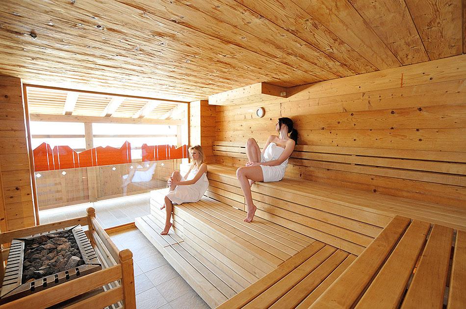Hotel Emmy sauna