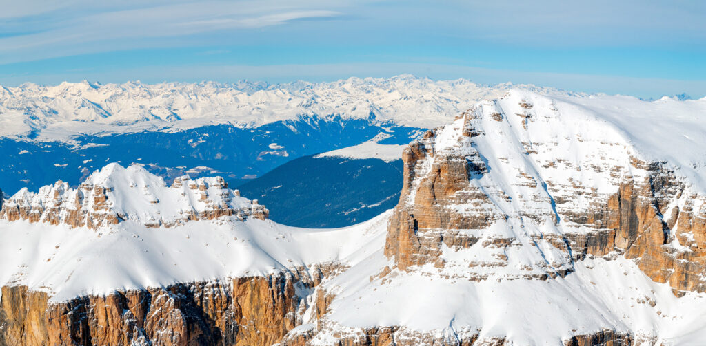 Alpe di Siusi landscape 1