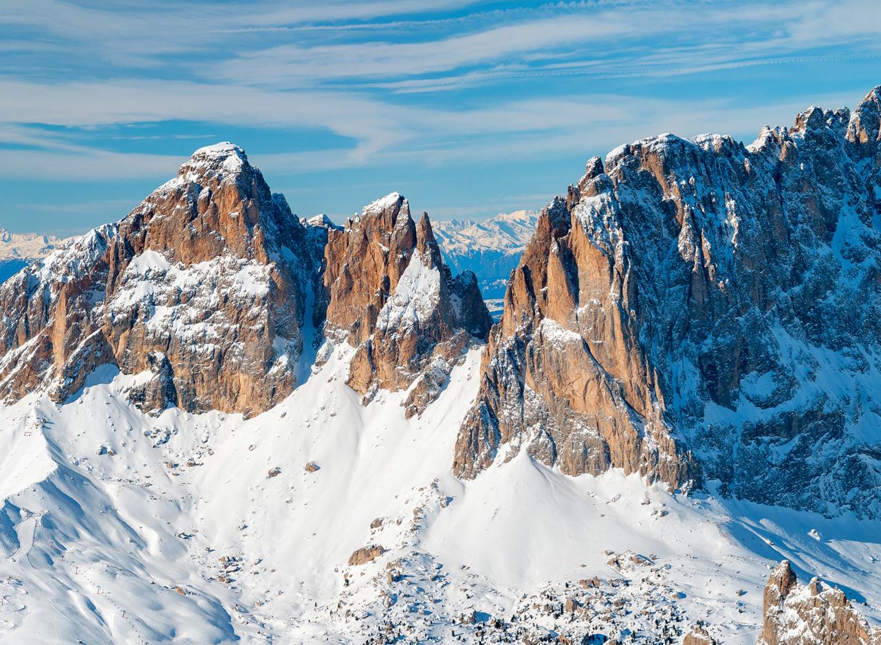 Alpe di Siusi landscape 2