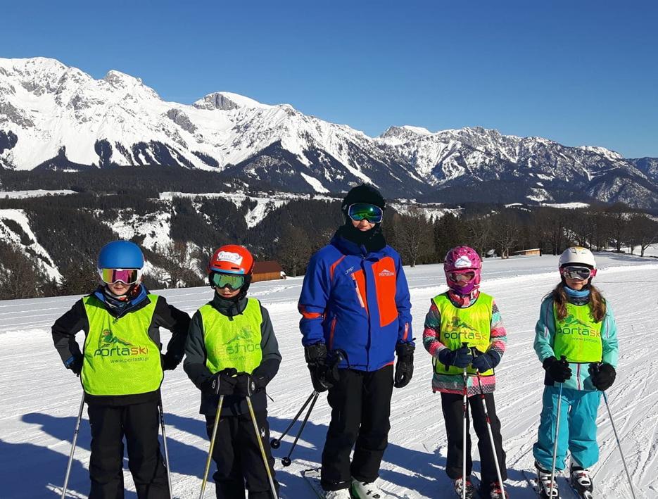 Rodzinne wyjazdy narciarskie Schladming Austria