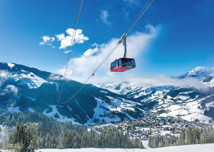 Wagrain Rodzinne wyjazdy na narty