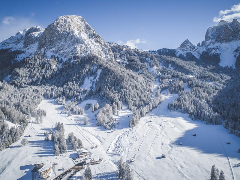 trasy narciarskie w 3 Zinnen Dolomites