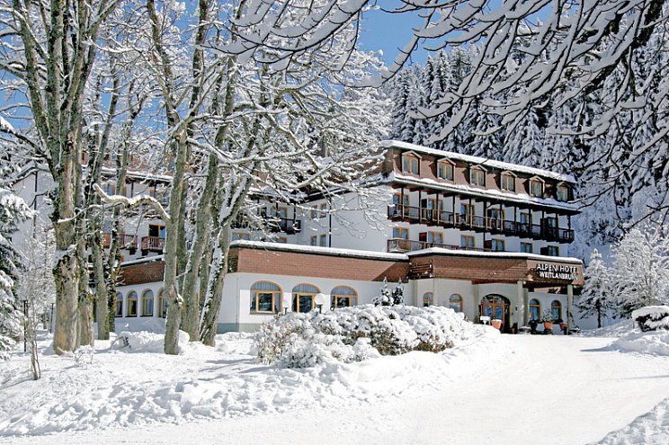 Alpenhotel Weitlanbrunn basen