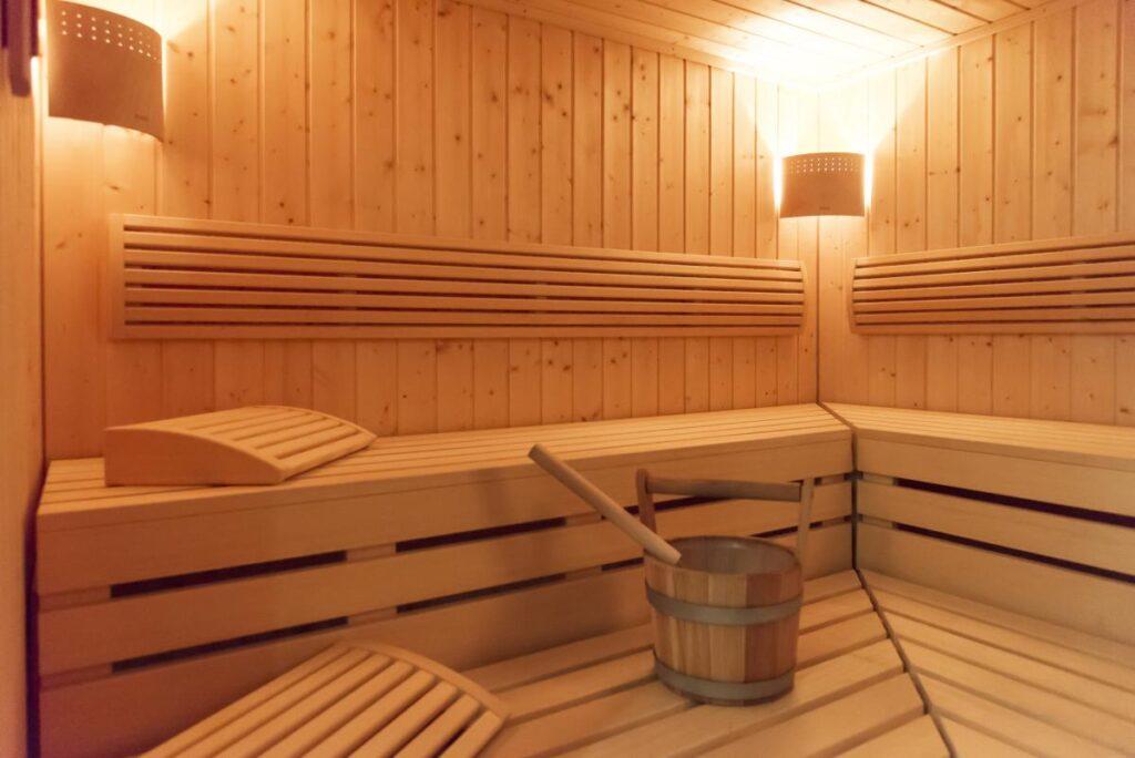 Alpenhotel Weitlanbrunn Sauna