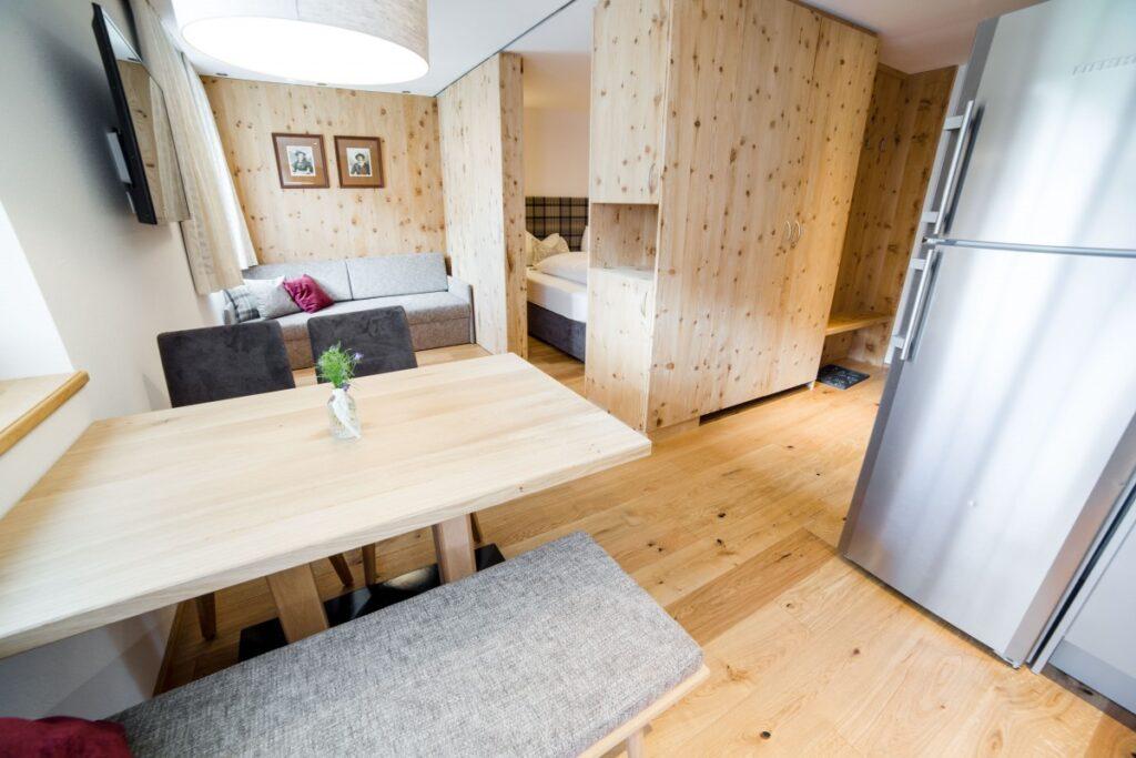 Aparthotel Steger - apartament
