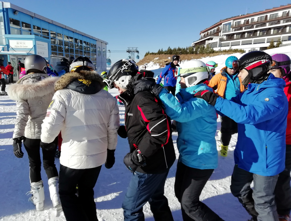 Szkółka dla dorosłych Alpe di Siusi