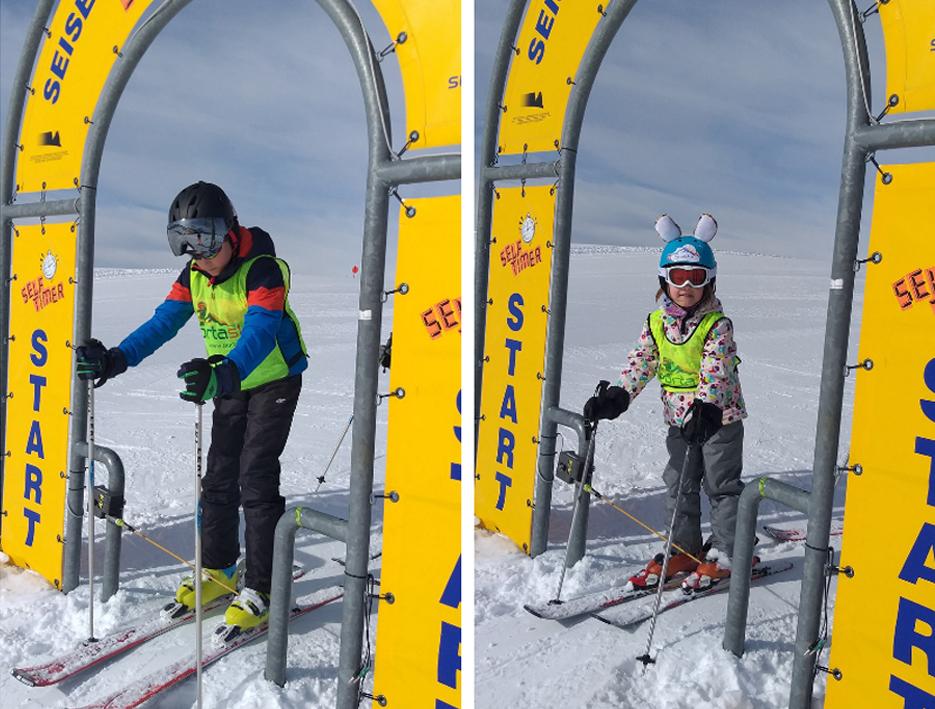 Szkółka narciarska Włochy Austria
