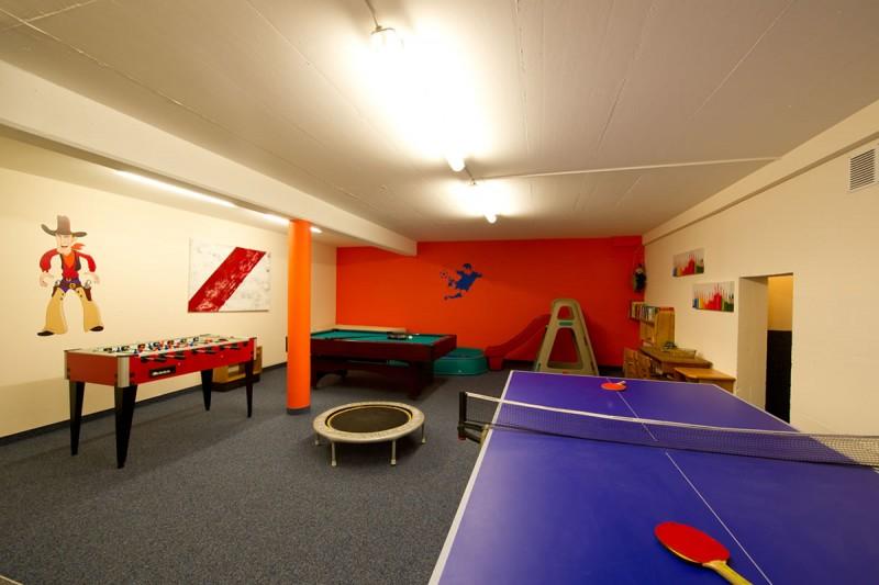 Aparthotel Steger - sala zabaw dla dzieci