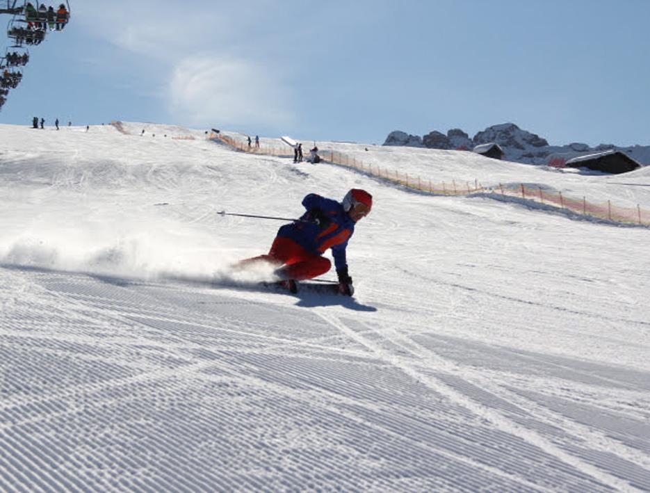 Alpe di Siusi polscy instruktorzy