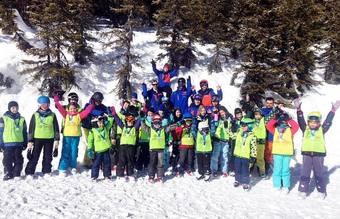PORTASKI Rodzinne wyjazdy na narty