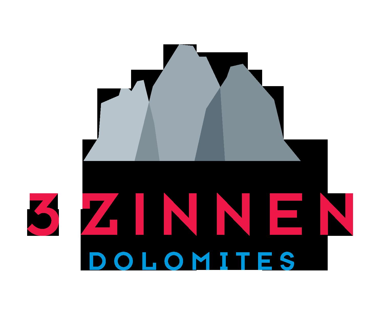 Logo 3 Zinnen Dolomites