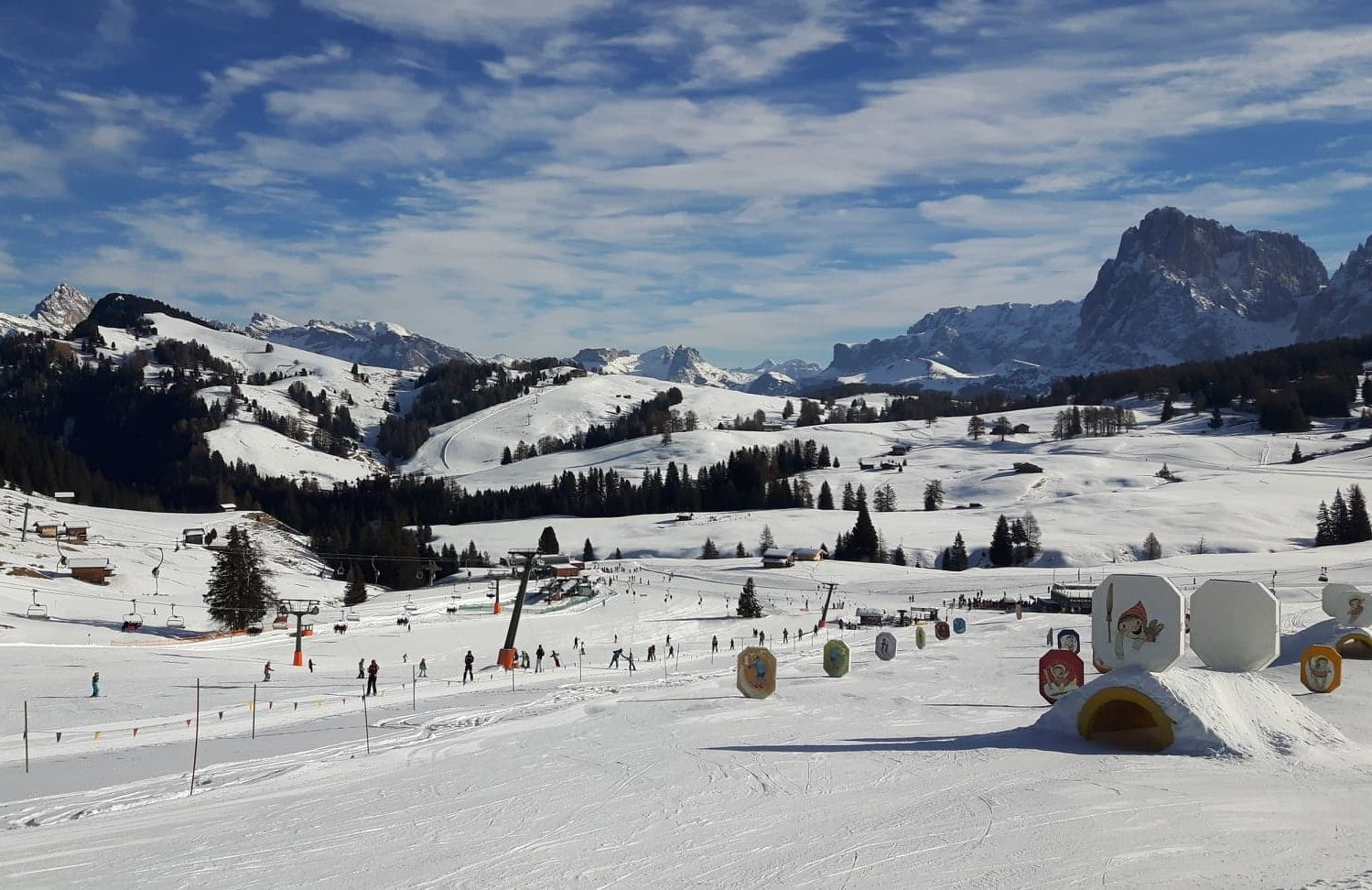 Alpe di Siusi z PortaSki