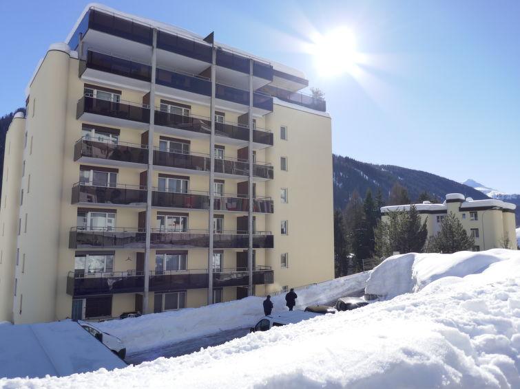 Apartamenty Davos Szwajcaria - rodzinne wyjazdy na narty z PortaSki