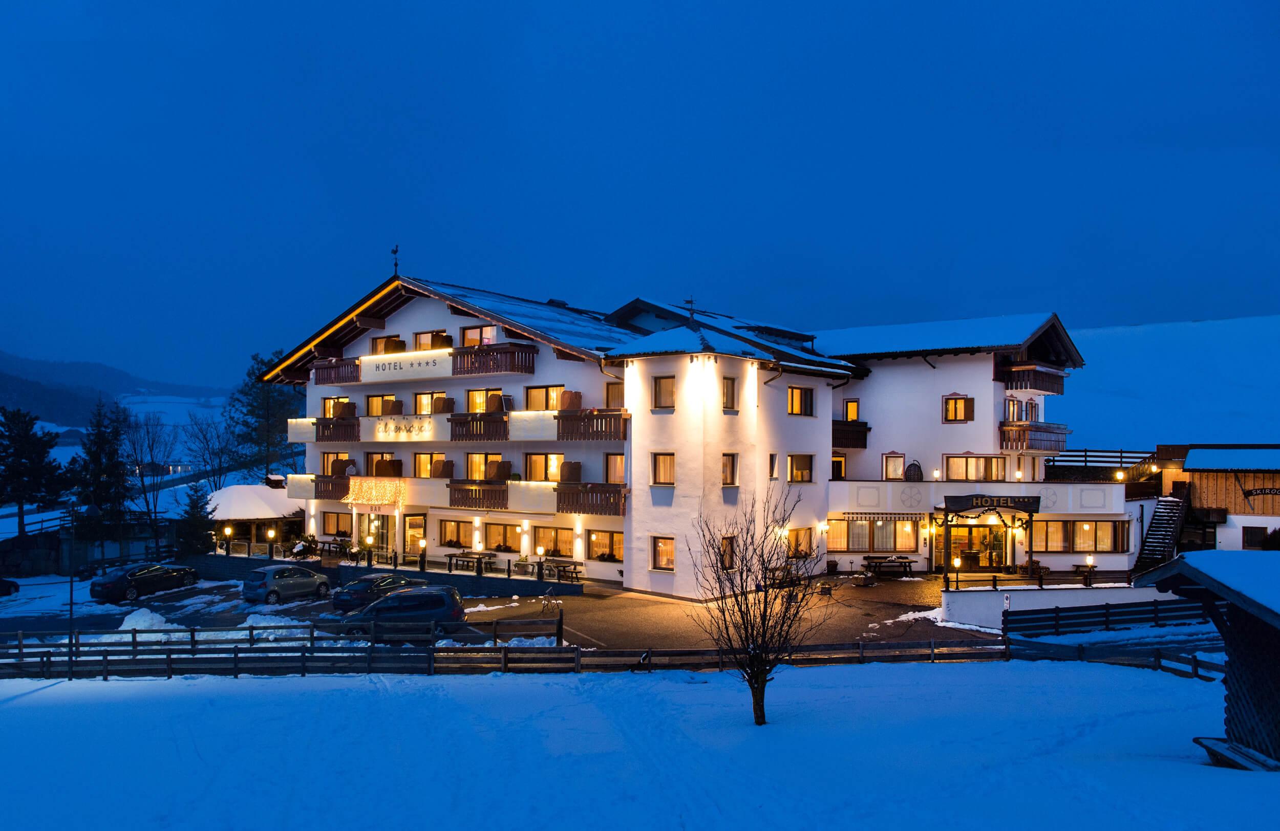 Alpenroyal - Rodzinne wyjazdy narciarskie do Włoch z PortaSki