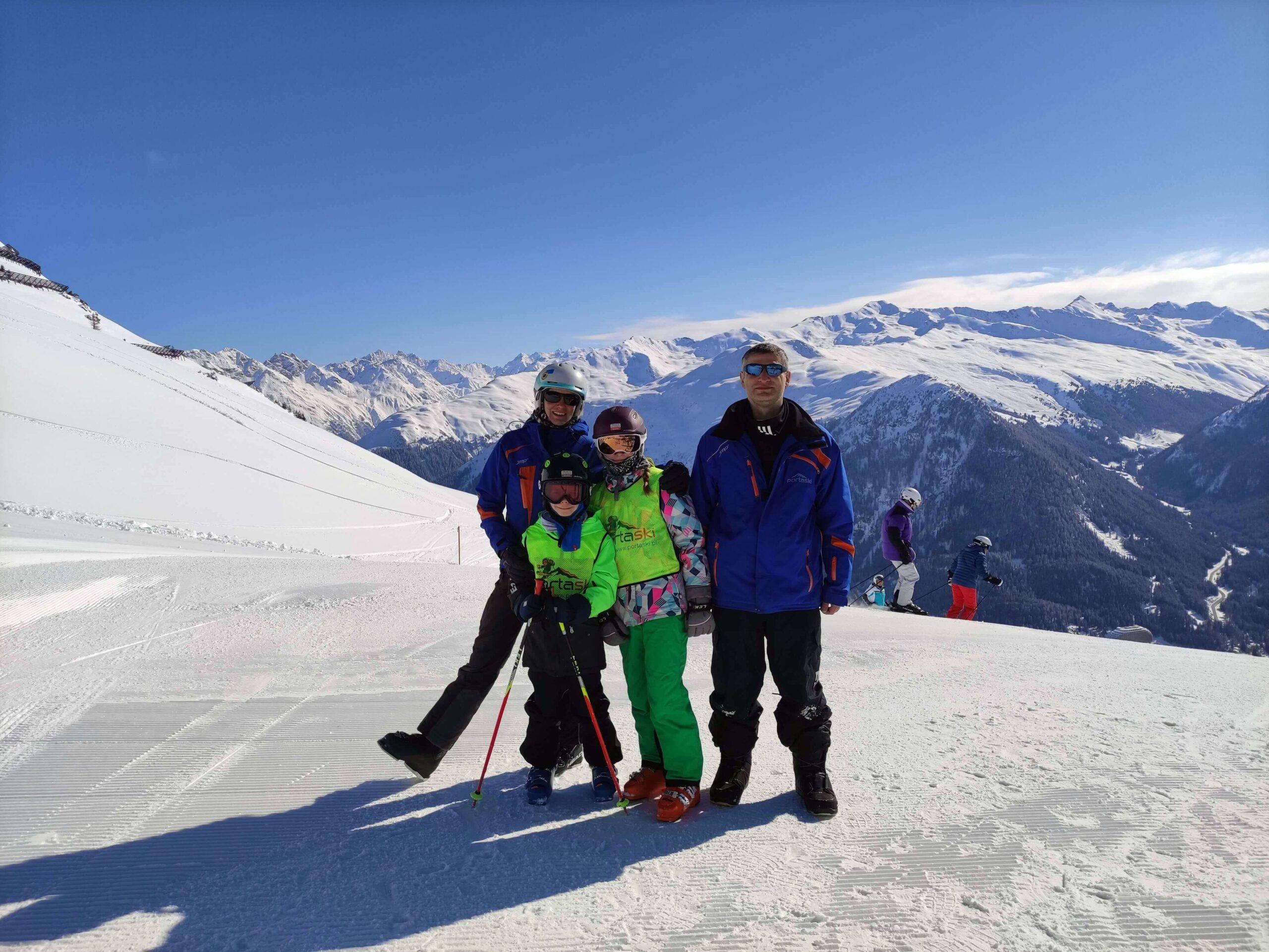 PortaSki - Rodzinne wyjazdy na narty w Alpy