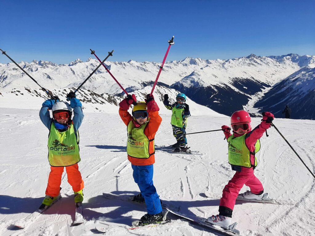 Szkółka narciarska Włochy Austria, Szwajcaria